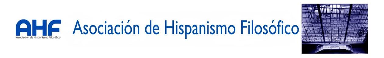 Asociación de Hispanismo Filosófico